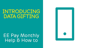 gift your data and set controls