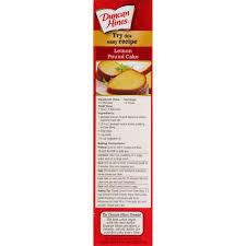 Duncan Hines Signature Moist Deliciously Supreme Lemon Cake Mix 165