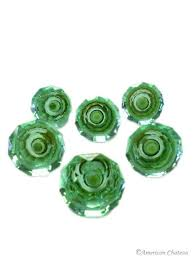 american chateau set of 6 vintage green glass cabinet knobsdrawer pull jl4nd317 green glass cabinet knobs24 cabinet