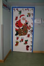 christmas office decoration ideas. Door Themes Design 28 Nice Pictures Winter Christmas Office Decoration Ideas D