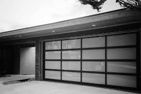 metal garage doorsA Contemporary Update for a MidCentury Exterior Laguna Niguel