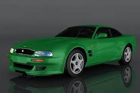 1998 Aston Martin V8 Vantage By Gtlowpoly 3docean