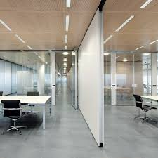 Sliding Wall Dividers Moveo Operable Sound Insulating Partitions