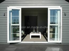 china custom made front french doors