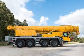 Ltm 1100 4 2 Mobile Crane Liebherr