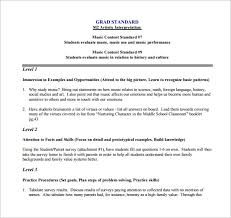 Lesson Plan Template For Social Skills Lesson Plan Examples Physical ...