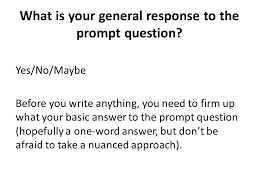 building an essay questions to ask yourself and steps to take  3 what