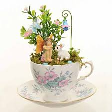 Tea Cup Design Ideas 50 Diy Summer Garden Teacup Fairy Garden Ideas Tea Cup