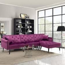 velvet sofa beds living room