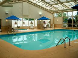 Indoor Outdoor Pool Residential Contemporary Swimming Pool Indoor Swimming Pool Design Idea