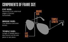 Spectacles Size Chart Porsche 8214 B 55mm Matte Black Eyeglasses