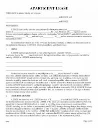 Owner Operator Lease Agreement Form Lovely Simple Lease Agreement ...