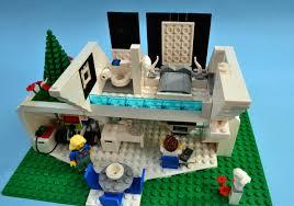 Lego Full House Lego Ideas Lego City Future Home