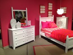 Kids Bedroom Images With Lovely Pink And White Bedroom Theme Design ...