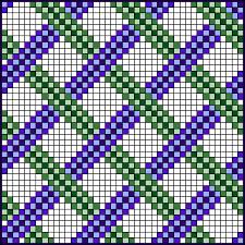 Latticed Irish Chain. TONS of free pattern at quilterscache.com ... & Latticed Irish Chain. TONS of free pattern at quilterscache.com Adamdwight.com