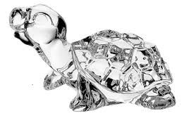 """<b>Фигурка декоративная Crystal Bohemia</b> """"Черепаха"""", высота 6 см ..."""