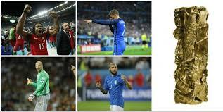 euro 2016 et le césar est attribué à