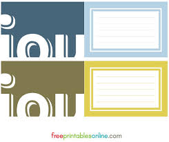Free Iou Format Sophisticated Half Bleed Printable Iou Template Free