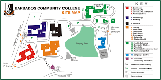 map of bcc