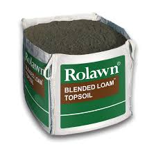 Rolawn Blended Loam Top Soil Bulk Bag 1m Travis Perkins Topsoil Suppliers Bath Area
