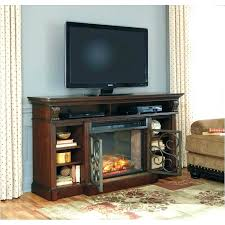 ashley furniture fireplace tv stand stand with fireplace option furniture home entertainment entertainment center corner electric