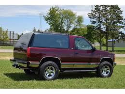 1992 Chevrolet Tahoe for Sale | ClassicCars.com | CC-999448