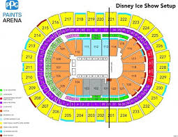 Ppg Paints Seating Chart Interactive