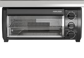 Best Under Cabinet Toaster Oven Amazoncom Black Decker Tros1500b Spacemaker Traditional