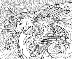 Coloring Pages Printable Unicorn Coloring Pages A Free Best