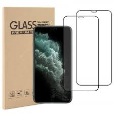 9H Tempered Glass Screen Protector for iPhone 11 / XR 6.1 inch 2pcs Sale,  Price & Reviews