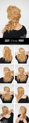 Second Day Curly Hairstyles Best 25 Second Day Hair Ideas On Pinterest Second Day