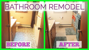 bathroom remodel pictures before and after. Bathroom Remodel   Before And After DIY Pictures