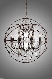 foucault s orb crystal chandelier 44 elegant foucault s orb crystal chandelier