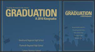 Graduation Cover Photo Denis Designs 2010 Graduation Keepsake Cover
