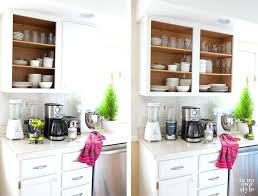 ideas for inside kitchen cabinets painting inside kitchen cabinets smart idea tweak how to paint laminate
