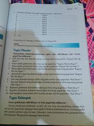 Kunci jawaban kelas 4 sd tema 8 subtema 2 pembelajaran 5 halaman 104, 105, 106, 107, 108, dan 109 buku tematik daerah tempat tinggalku. Jawaban Tugas Mandiri Bahasa Jawa Kelas 9 Halaman 105 Brainly Co Id