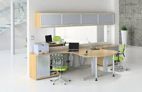 modern small office design. Office Design Solutions Nice Small Interior With Minimalst Modern Furniture And Storage