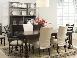 black dining chair covers. Wonderful Dining Room Charming Black Chair Covers Design Throughout Chairs Attractive O