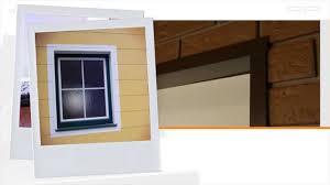 Laibung Einer Fassadenverkleidung Mit Protektor Wineklprofil