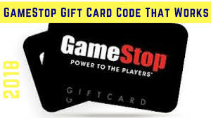 gamestop gift card how to get free gamestop gift card codes
