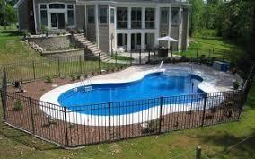 inground pools shapes. Contemporary Inground Mt Lake Inside Inground Pools Shapes