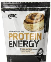 optimum nutrition protein energy cinnamon bun 1 60 lbs