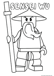 Coloring Pages Best Images On Free Lego Ninjago Pythor Online