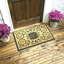 entry door rugs best outdoor front mat mats within plans 15 with regard to decorations 8
