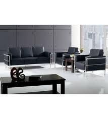 office sofa set. Pewrex United Office Sofa Set (3+1+1 Seater) S