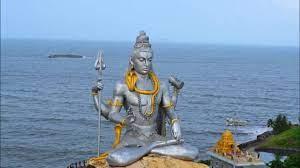 God Shiva Statue in Kedarnath India ...
