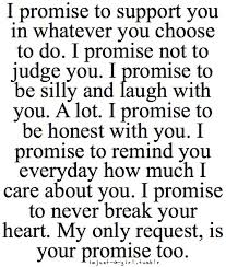 I Promise To Love You Quotes Simple 48 Best Promise Quotes And Sayings
