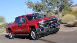 2015 Chevrolet Silverado 2500HD LTZ Z71 Crew Cab review notes ...