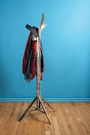 Hockey Stick Coat Rack Impressive How To Turn Old Hockey Sticks Into A Coat Rack Truly Canadian