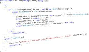 Асинхронное обновление программы на c Хабрахабр В работе моя программа использует следующие файлы находящиеся в той же папке что и исполняемый файл